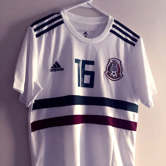 free shipping 50cfe 79827 Adida's Mexico 2018 World Cup Away Jersey